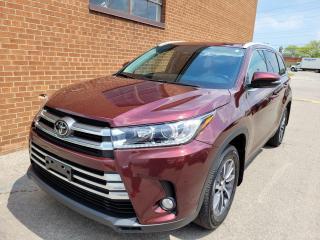 Used 2019 Toyota Highlander XLE-LEATHER-NAVI-BACKUP CAM-BLUETOOTH for sale in Oakville, ON