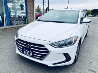 Used 2018 Hyundai Elantra GL ALLOY AUTO LOW KM APPLE PLAY $15499 for sale in Brampton, ON