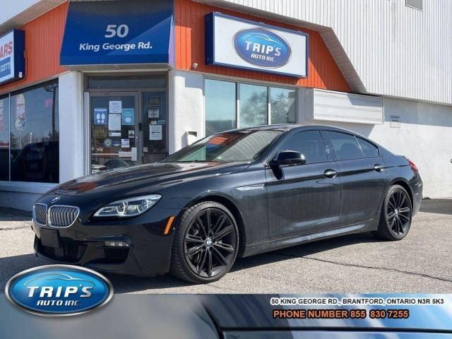 2017 BMW 6 Series 4dr Sdn 650i xDrive AWD Gran Coupe| M PACKAGE