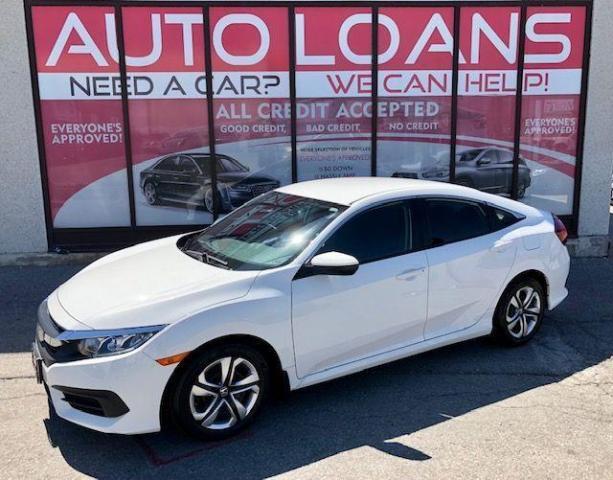 2017 Honda Civic LX-ALL CREDIT ACCEPTED