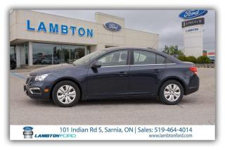 Used 2016 Chevrolet Cruze Limited LT - Great Family Car for sale in Sarnia, ON
