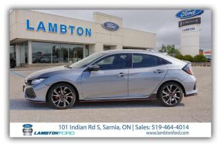 Used 2018 Honda Civic Hatchback Sport for sale in Sarnia, ON