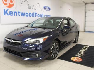 Used 2020 Subaru Impreza AWD | Back Up Camera | Power Roof | Lane Assist | Adaptive Cruise for sale in Edmonton, AB