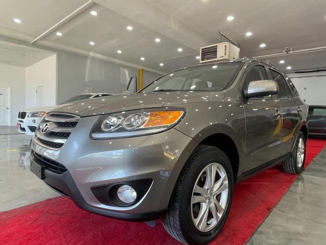 2012 Hyundai Santa Fe Limited w/Navi
