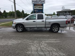 Used 2007 Dodge Ram 1500 Laramie for sale in Newmarket, ON