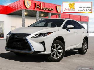 Used 2019 Lexus RX 350 Fully Fully Loaded,AWD for sale in Brandon, MB