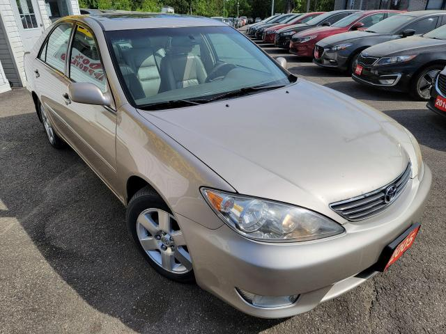 2005 Toyota Camry XLE/LEATHER/ROOF/LOADED/ALLOYS