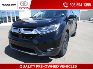 Used 2019 Honda CR-V EX for sale in Moose Jaw, SK