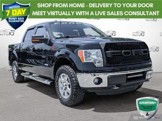 Used 2014 Ford F-150 XLT | CLEAN CARFAX | REAR CAMERA | CHROME STEP BARS | TRAILER PKG | SYNC | for sale in Barrie, ON
