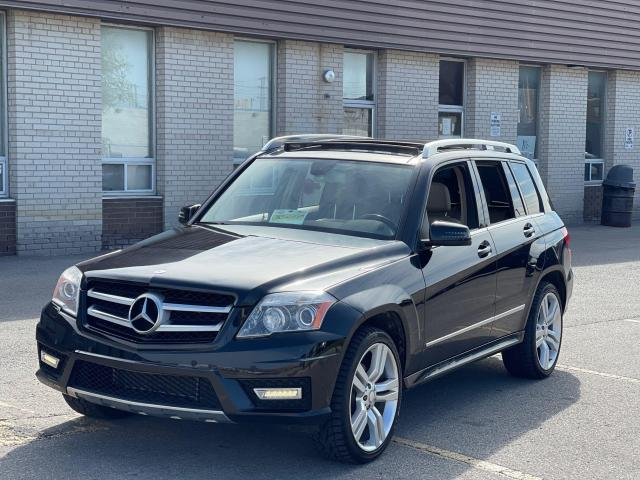 2012 Mercedes-Benz GLK-Class GLK 350 4MATIC PANORAMIC ROOF/LEATHER Photo1