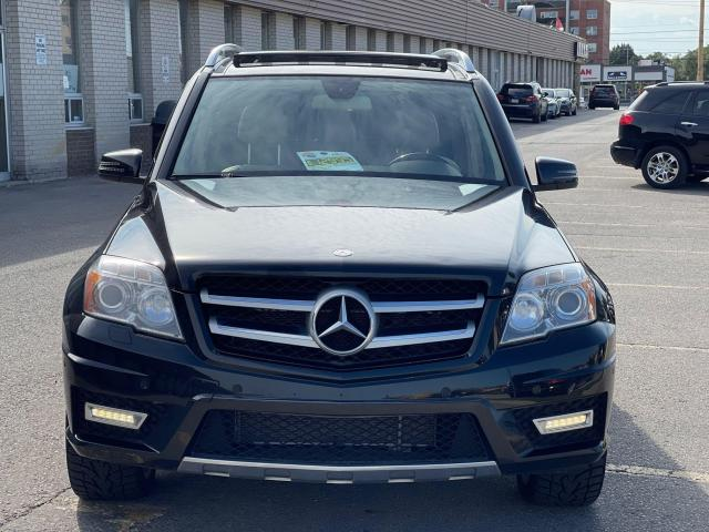 2012 Mercedes-Benz GLK-Class GLK 350 4MATIC PANORAMIC ROOF/LEATHER Photo2