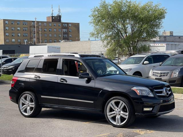 2012 Mercedes-Benz GLK-Class GLK 350 4MATIC PANORAMIC ROOF/LEATHER Photo3
