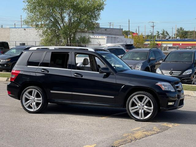 2012 Mercedes-Benz GLK-Class GLK 350 4MATIC PANORAMIC ROOF/LEATHER Photo4