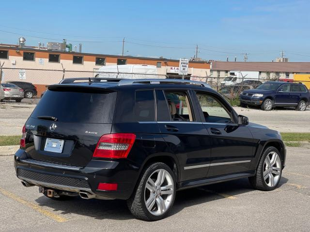 2012 Mercedes-Benz GLK-Class GLK 350 4MATIC PANORAMIC ROOF/LEATHER Photo5