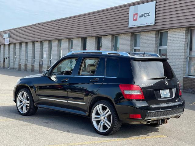 2012 Mercedes-Benz GLK-Class GLK 350 4MATIC PANORAMIC ROOF/LEATHER Photo7