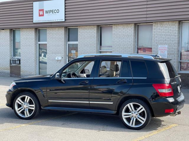 2012 Mercedes-Benz GLK-Class GLK 350 4MATIC PANORAMIC ROOF/LEATHER Photo8