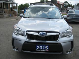Used 2015 Subaru Forester 2.0XT Premium for sale in Cambridge, ON
