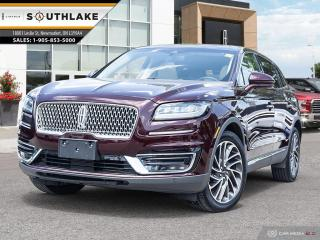 Used 2019 Lincoln Nautilus RESERVE for sale in Newmarket, ON