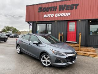 Used 2019 Chevrolet Cruze Premier Htd Lthr Seats&Wheel Backup Bluetooth Allo for sale in London, ON