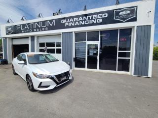 Used 2020 Nissan Sentra SV for sale in Kingston, ON
