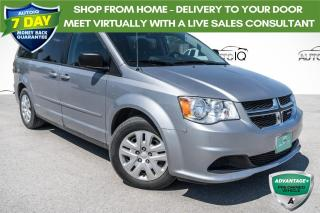 Used 2016 Dodge Grand Caravan SE/SXT STOW'N GO! 3 ZONE A/C! for sale in Barrie, ON