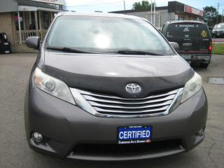 Used 2011 Toyota Sienna LIMITED for sale in Cambridge, ON