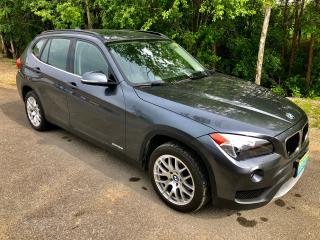 Used 2014 BMW X1 xDrive28i With Only 65500 km $126 weekly  for 48 months for sale in Perth, ON