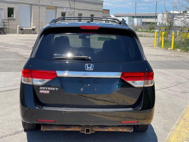 2016 Honda Odyssey EX-L LEATHER/SUNROOF/DVD/REAR CAMERA Photo6