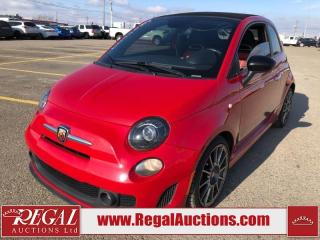 Used 2015 Fiat 500 Abarth 2D CABRIOLET 1.4L for sale in Calgary, AB