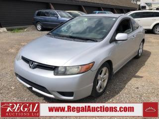 Used 2006 Honda Civic LX 2D Coupe 1.8L for sale in Calgary, AB