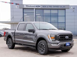 New 2021 Ford F-150 XLT 1.49% APR | SPORT | NAV | ECO | for sale in Winnipeg, MB