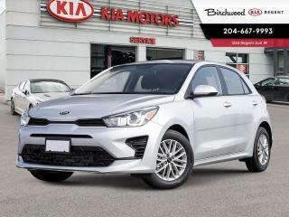 New 2021 Kia Rio LX+ *Manual! Heated Seats! for sale in Winnipeg, MB