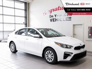 New 2021 Kia Forte LX 0% FOR 84 MONTHS! for sale in Winnipeg, MB