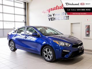 New 2021 Kia Forte EX 0% FOR 84 MONTHS! for sale in Winnipeg, MB