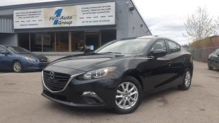 Used 2016 Mazda MAZDA3 GS4dr Sdn Auto w/P-Moon for sale in Etobicoke, ON
