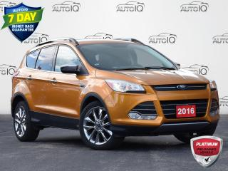 Used 2016 Ford Escape SE FWD  | 1.6L  | A/C | PARKING CAMERA | PANORAMIC VISTA ROOF for sale in Waterloo, ON