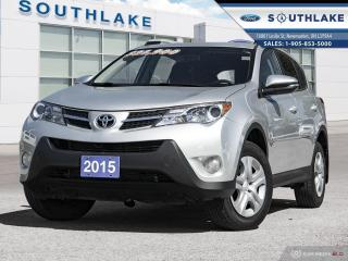 Used 2015 Toyota RAV4 LE for sale in Newmarket, ON