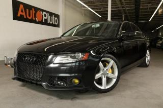 Used 2012 Audi A4 Quattro -  Premium Plus - APR TUNED for sale in North York, ON