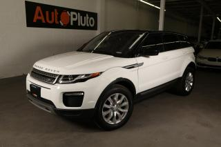 Used 2018 Land Rover Evoque 5 Door HSE for sale in North York, ON