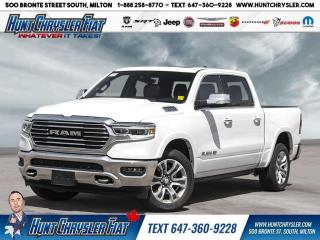 New 2021 RAM 1500 Limited Longhorn 4x4 Crew Cab 5'7  Box for sale in Milton, ON