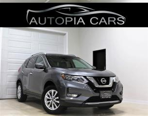 Used 2017 Nissan Rogue SV REAR VIEW CAMERA ALL WHEEL DRIVE ACCIDENT FREE for sale in North York, ON