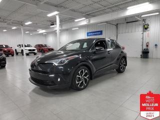 Used 2018 Toyota C-HR XLE - CAMERA + S. CHAUFFANTS + JAMAIS ACCIDENTE !! for sale in Saint-Eustache, QC