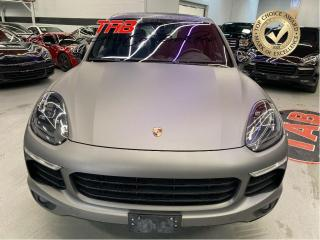 Used 2015 Porsche Cayenne DIESEL I PANO I NAV I VENT. SEATS I COMING SOON for sale in Vaughan, ON