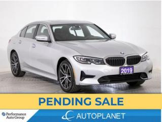 Used 2019 BMW 3 Series 330i xDrive, Turbo, Navi, Sunroof, Memory Seat! for sale in Brampton, ON