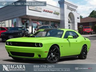 Used 2015 Dodge Challenger R/T   SHAKER for sale in Niagara Falls, ON