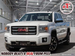 Used 2014 GMC Sierra 1500 SLT for sale in Mississauga, ON