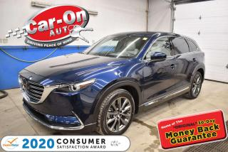 Used 2020 Mazda CX-9 Signature LOW KMS | PARK ASSIST SENSORS | 20 ALLO for sale in Ottawa, ON
