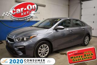 Used 2020 Kia Forte LX AUTO | REAR CAM | CRUISE | A/C for sale in Ottawa, ON