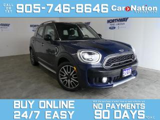 Used 2018 MINI Cooper Countryman S | AWD | LEATHER | ROOF |NAV | JCW APPEARANCE PKG for sale in Brantford, ON