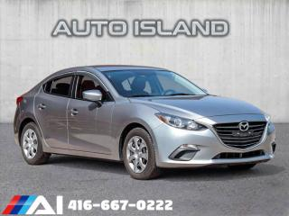 Used 2016 Mazda MAZDA3 4dr Sdn for sale in North York, ON